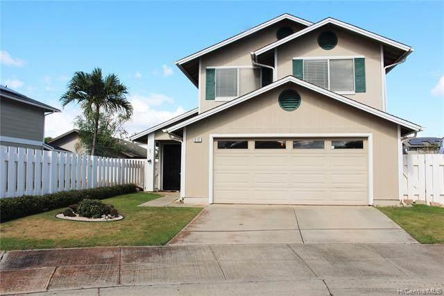 91-977 Awawalei Place, Ewa Beach, HI 96706 (MLS #202123527) :: LUVA Real Estate