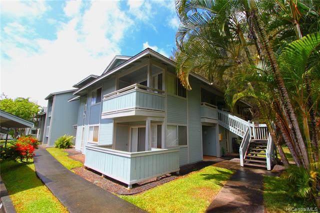 95-794 Wikao Street Q203, Mililani, HI 96789 (MLS #202123551) :: Weaver Hawaii | Keller Williams Honolulu
