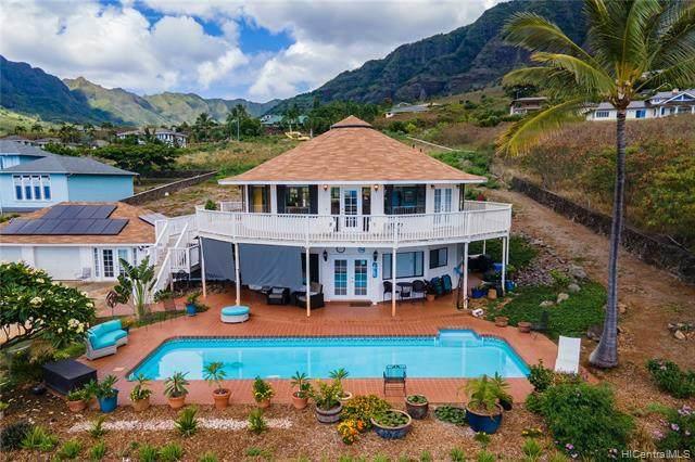 84-980 Moaelehua Street, Waianae, HI 96792 (MLS #202123577) :: Island Life Homes
