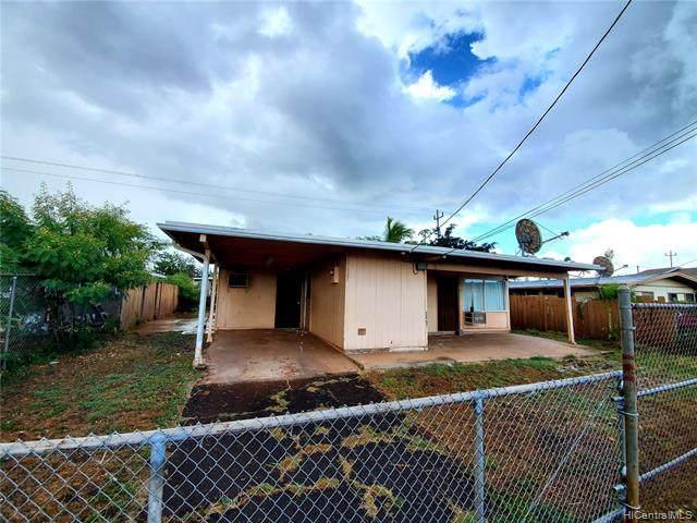 91-927 Hanakahi Street, Ewa Beach, HI 96706 (MLS #202123592) :: Exp Realty