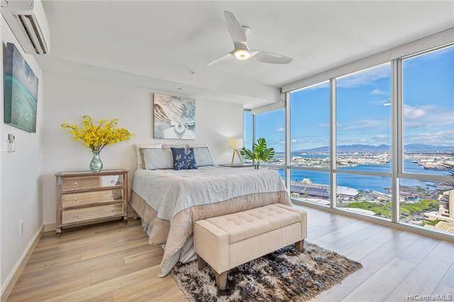 555 South Street #3106, Honolulu, HI 96813 (MLS #202123597) :: Keller Williams Honolulu