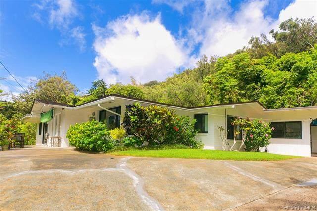 41 Niniko Place B, Honolulu, HI 96817 (MLS #202123598) :: Compass