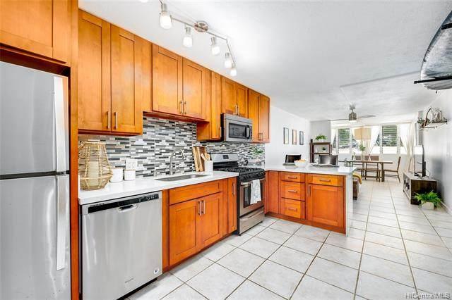 3131 Pualei Circle #16, Honolulu, HI 96815 (MLS #202123607) :: Island Life Homes