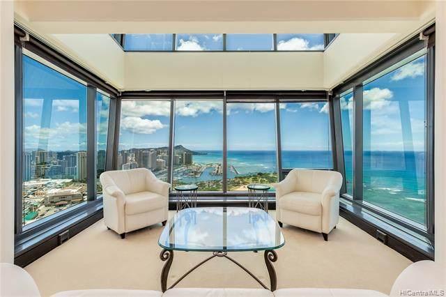 1330 Ala Moana Boulevard #4305, Honolulu, HI 96814 (MLS #202123624) :: Exp Realty