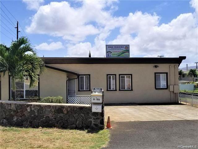 94-1088 Farrington Highway #1, Waipahu, HI 96797 (MLS #202123656) :: Island Life Homes
