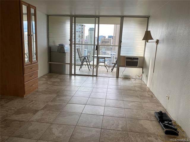 445 Seaside Avenue #2110, Honolulu, HI 96815 (MLS #202123660) :: Compass