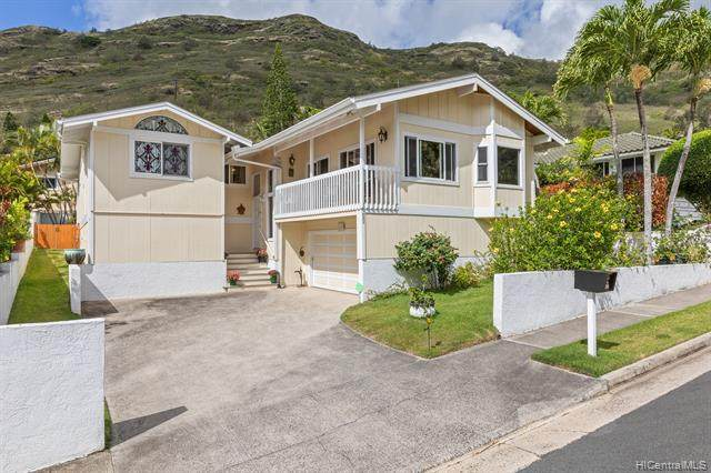 882 Kahena Street, Honolulu, HI 96825 (MLS #202123662) :: Island Life Homes