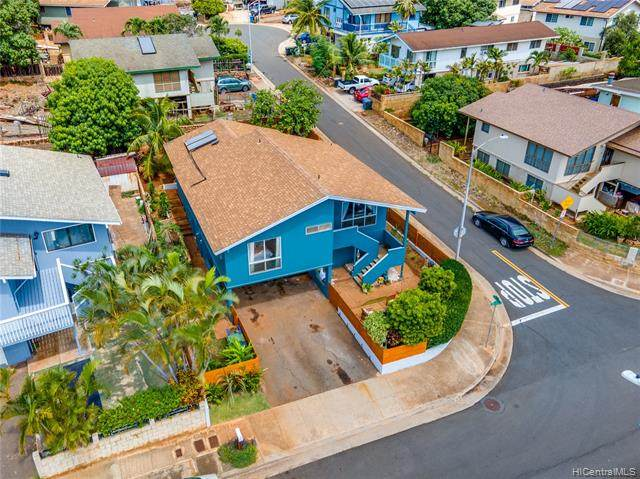 92-553 Akaawa Street, Kapolei, HI 96707 (MLS #202123680) :: Weaver Hawaii | Keller Williams Honolulu