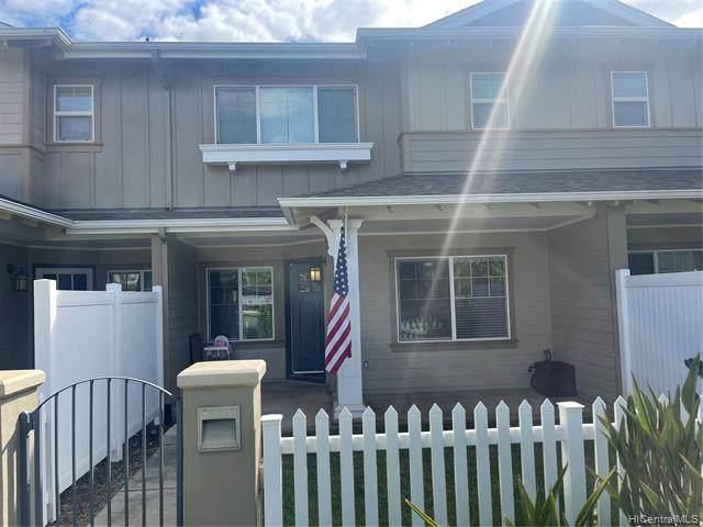 91-2072 Kaioli Street #4502, Ewa Beach, HI 96706 (MLS #202123701) :: Keller Williams Honolulu