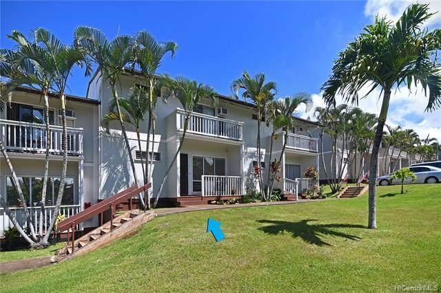98-806 Kaonohi Street C, Aiea, HI 96701 (MLS #202123708) :: Weaver Hawaii | Keller Williams Honolulu