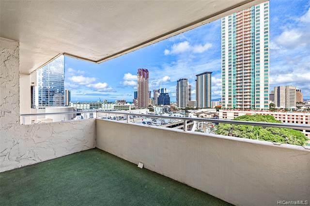 920 Ward Avenue 12G, Honolulu, HI 96814 (MLS #202123715) :: Weaver Hawaii | Keller Williams Honolulu