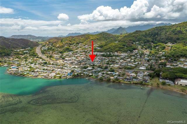 44-727 Puamohala Street, Kaneohe, HI 96744 (MLS #202123718) :: Weaver Hawaii | Keller Williams Honolulu