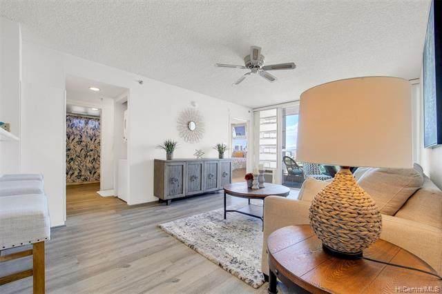 1450 Young Street #2309, Honolulu, HI 96814 (MLS #202123742) :: LUVA Real Estate
