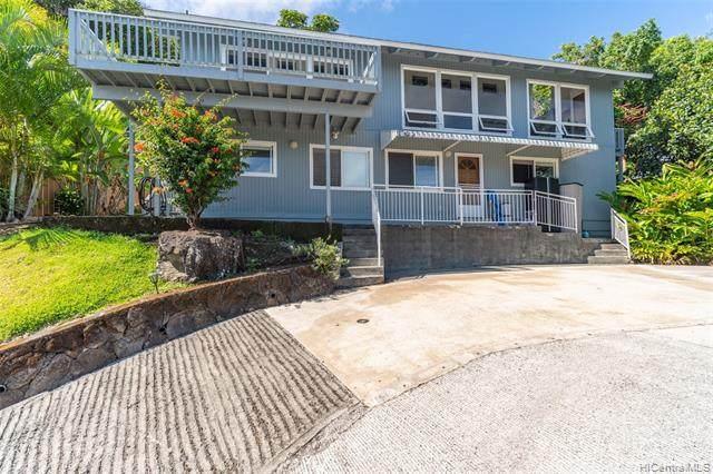 47-362 Lulani Street A, Kaneohe, HI 96744 (MLS #202123749) :: Weaver Hawaii | Keller Williams Honolulu