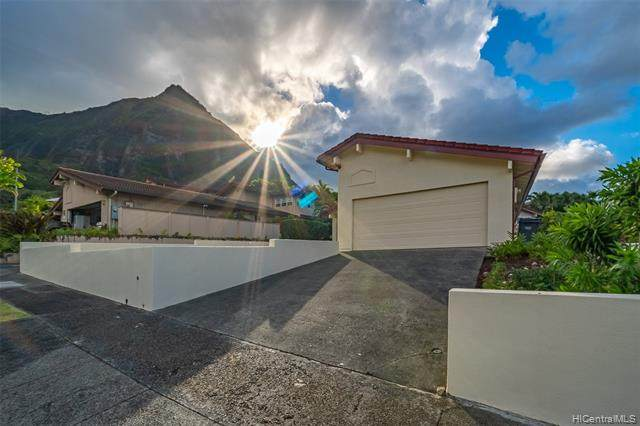 45-775 Puupele Street, Kaneohe, HI 96744 (MLS #202123768) :: Island Life Homes