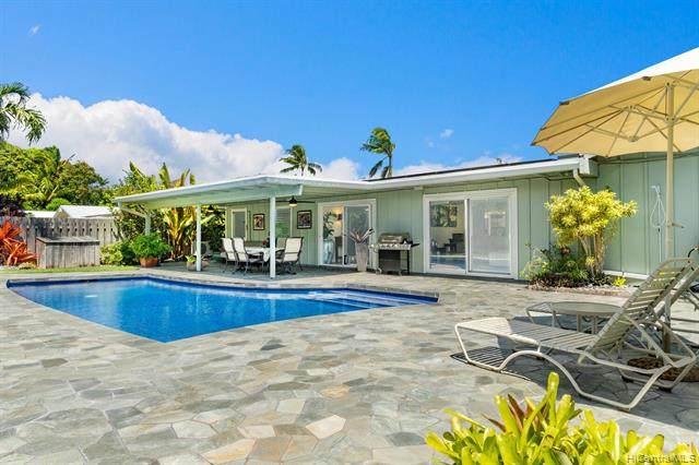 295 Auwinala Road, Kailua, HI 96734 (MLS #202123776) :: Corcoran Pacific Properties