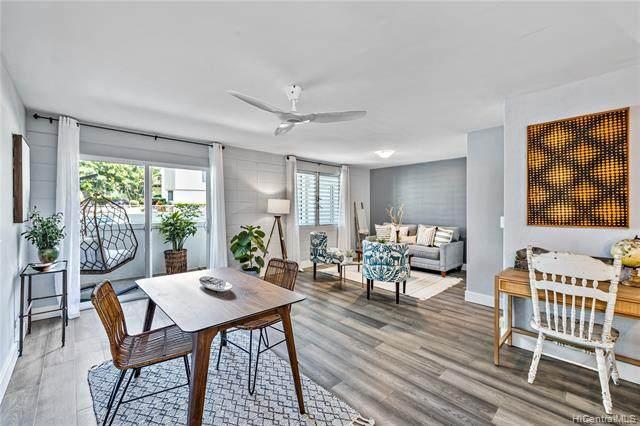 3111 Pualei Circle #102, Honolulu, HI 96815 (MLS #202123785) :: Island Life Homes