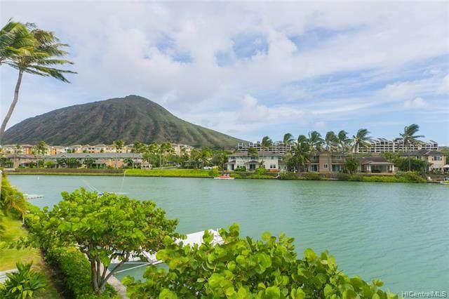 7007 Hawaii Kai Drive J24, Honolulu, HI 96825 (MLS #202123790) :: Weaver Hawaii   Keller Williams Honolulu