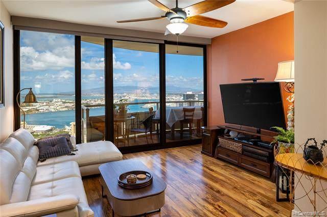 600 Queen Street #4007, Honolulu, HI 96813 (MLS #202123804) :: Keller Williams Honolulu