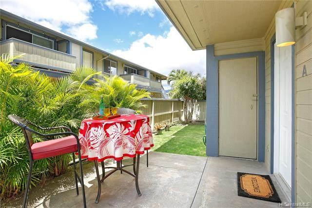 91-284 Hanapouli Circle 7A, Ewa Beach, HI 96706 (MLS #202123812) :: Exp Realty