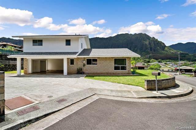 45-606 Olakino Place, Kaneohe, HI 96744 (MLS #202123814) :: Keller Williams Honolulu