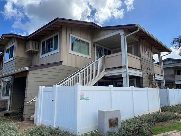91-1013 Kamaaha Avenue #304, Kapolei, HI 96707 (MLS #202123832) :: LUVA Real Estate