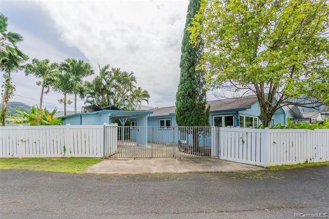 47-417L Kapehe Street, Kaneohe, HI 96744 (MLS #202123844) :: Weaver Hawaii | Keller Williams Honolulu