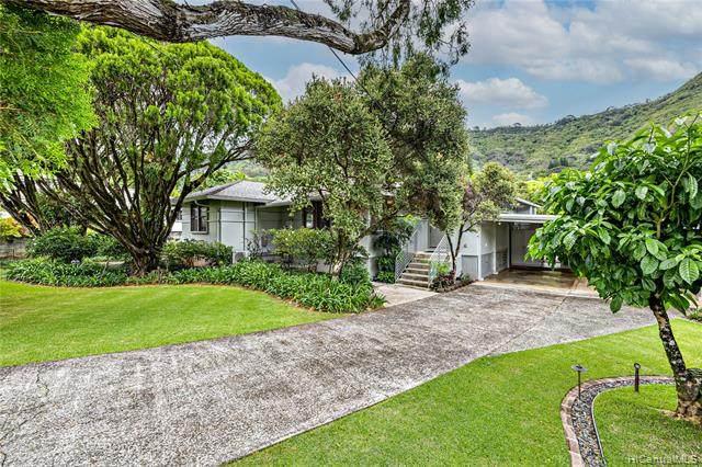 3505 Akaka Place, Honolulu, HI 96822 (MLS #202123846) :: Keller Williams Honolulu