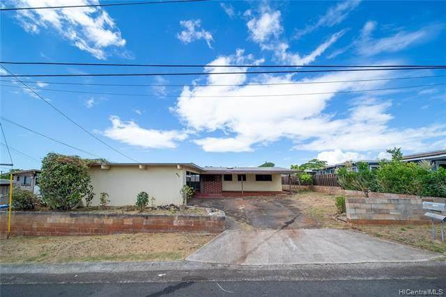 733 Hoopai Street, Pearl City, HI 96782 (MLS #202123854) :: Island Life Homes