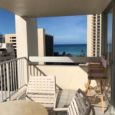 2427 Kuhio Avenue #1202, Honolulu, HI 96815 (MLS #202123863) :: Exp Realty