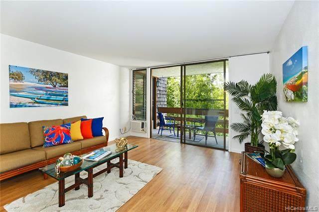 1015 Aoloa Place #327, Kailua, HI 96734 (MLS #202123865) :: Island Life Homes