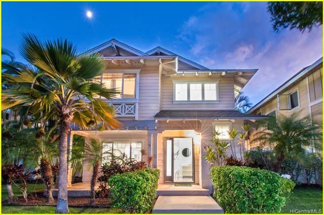 91-1058 Hokuikekai Street, Ewa Beach, HI 96706 (MLS #202123868) :: Corcoran Pacific Properties