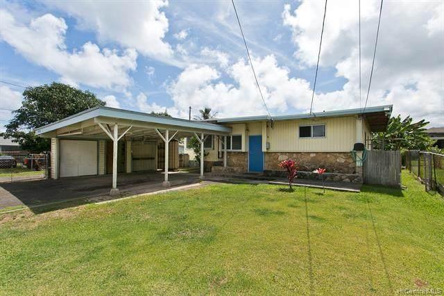 54-132 Puuowaa Street, Hauula, HI 96717 (MLS #202123869) :: Weaver Hawaii   Keller Williams Honolulu