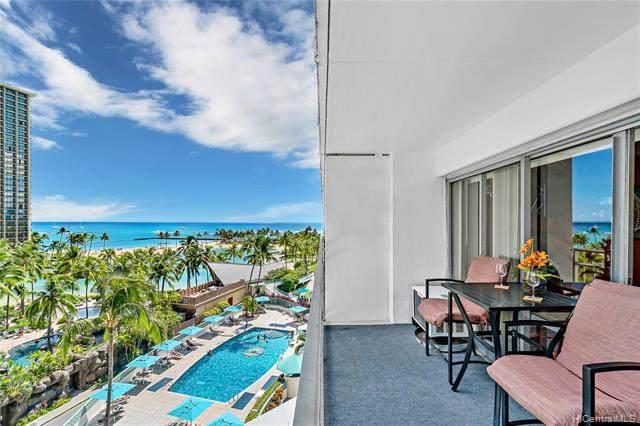 1777 Ala Moana Boulevard #640, Honolulu, HI 96815 (MLS #202123881) :: Island Life Homes