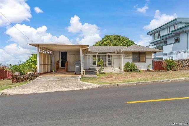 1706 Paula Drive, Honolulu, HI 96816 (MLS #202123896) :: Weaver Hawaii | Keller Williams Honolulu