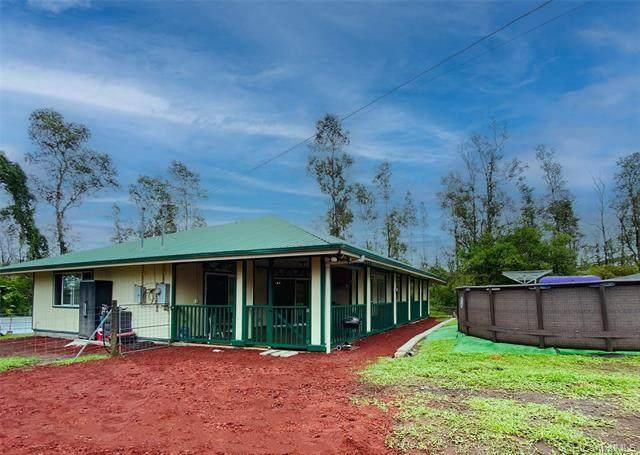 16-2045 Jewel Drive, Kurtistown, HI 96760 (MLS #202123897) :: Keller Williams Honolulu