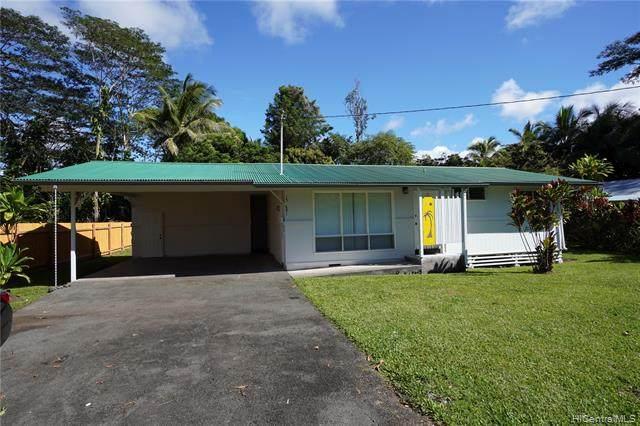 15-691 N Puni Mauka Loop, Pahoa, HI 96778 (MLS #202123900) :: Keller Williams Honolulu