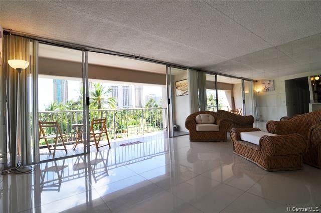 430 Keoniana Street #104, Honolulu, HI 96815 (MLS #202123905) :: Island Life Homes