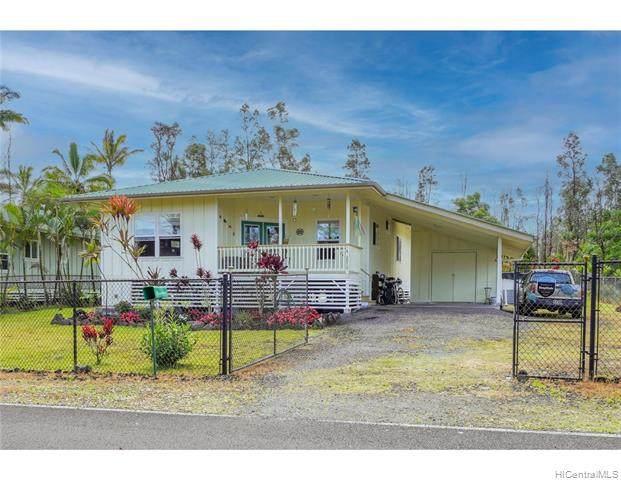 16-2058 Jewel Drive, Pahoa, HI 96778 (MLS #202123907) :: Keller Williams Honolulu