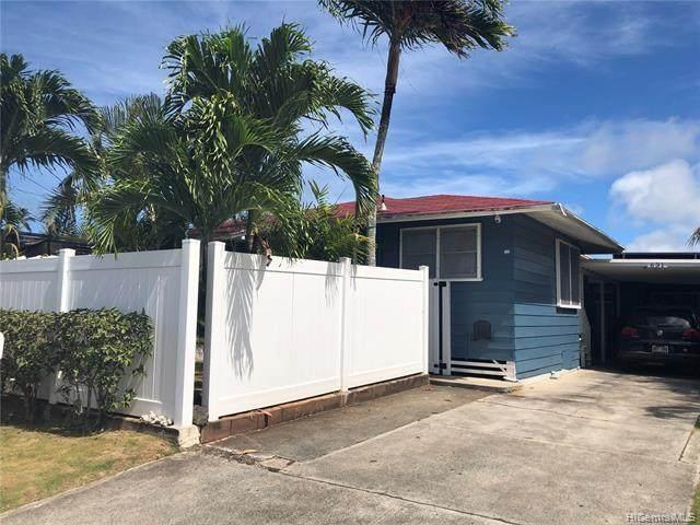 631 Olomana Street, Kailua, HI 96734 (MLS #202123913) :: Exp Realty