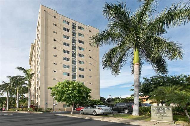 94-302 Paiwa Street #704, Waipahu, HI 96797 (MLS #202123928) :: LUVA Real Estate