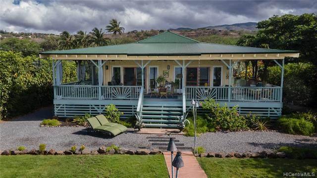 2464 Kamehameha V Highway, Kaunakakai, HI 96748 (MLS #202123929) :: LUVA Real Estate