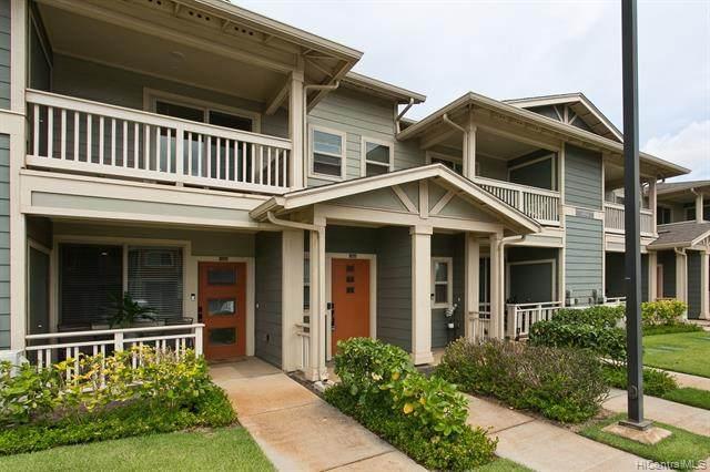 91-1081 Iwikuamoo Street #1406, Ewa Beach, HI 96706 (MLS #202123935) :: Weaver Hawaii   Keller Williams Honolulu