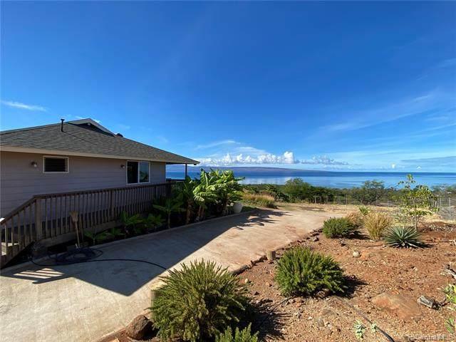 85 Kupaia Place, Kaunakakai, HI 96748 (MLS #202123936) :: LUVA Real Estate