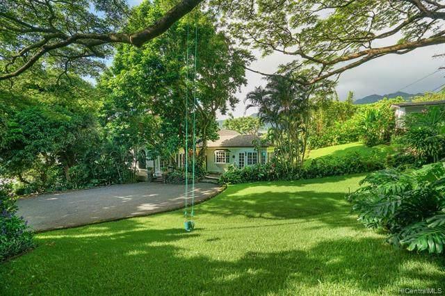 3502 Woodlawn Drive, Honolulu, HI 96822 (MLS #202123939) :: Island Life Homes