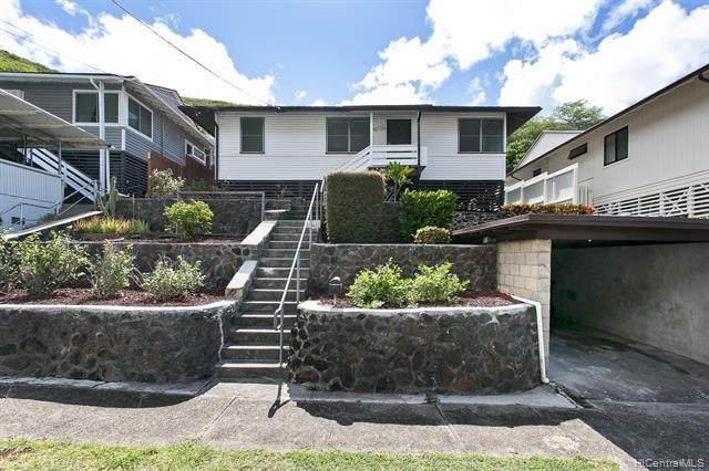 1493 Ainakoa Avenue, Honolulu, HI 96821 (MLS #202123964) :: Weaver Hawaii | Keller Williams Honolulu