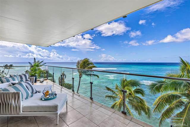 3003 Kalakaua Avenue 7B, Honolulu, HI 96815 (MLS #202123969) :: Weaver Hawaii | Keller Williams Honolulu
