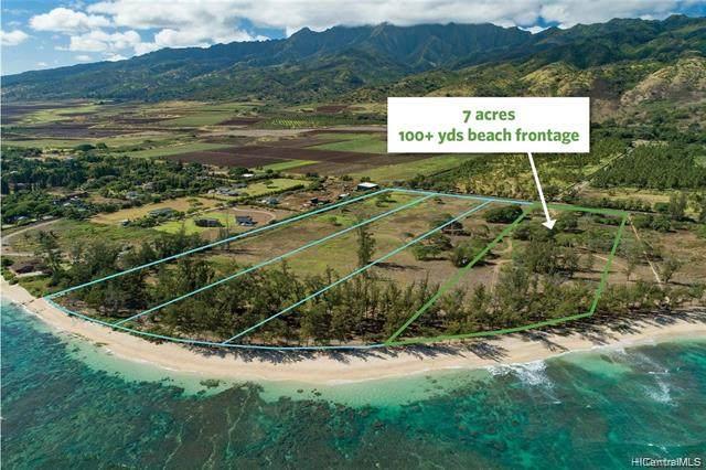 68-439 Farrington Highway, Waialua, HI 96791 (MLS #202123976) :: Corcoran Pacific Properties