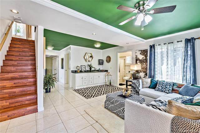 1853A Makuahine Place, Honolulu, HI 96817 (MLS #202123983) :: Island Life Homes