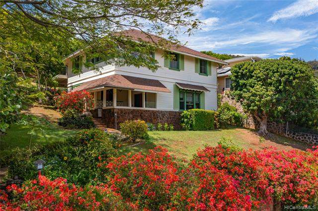 2346 Liloa Rise, Honolulu, HI 96822 (MLS #202124004) :: Weaver Hawaii | Keller Williams Honolulu